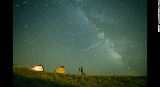 meteor shower myglobalus