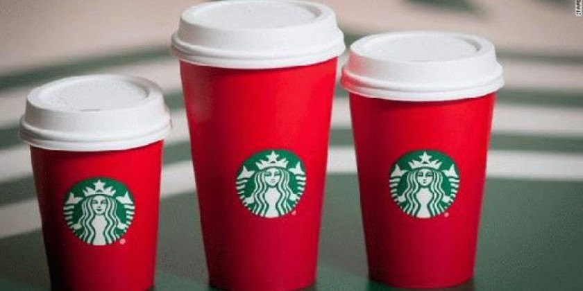 Not long after Starbucks' holiday cup controversy, people now have a problem with their polar bear cookies. (Starbucks)