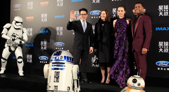 (Hu Chengwei / Getty Images for Walt Disney Studios)