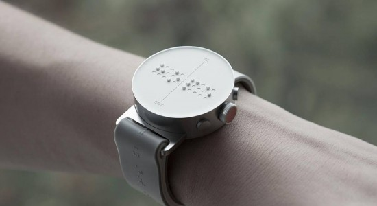 dot watch, reloj para ciegos, dotusnews