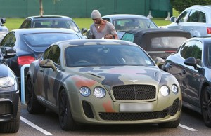 balotelli bentley