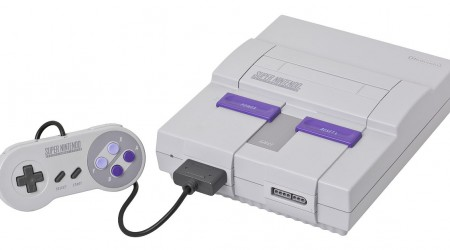 Regresa al mercado la consola Super Nintendo-dotusnews