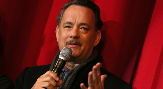 Tom Hanks critica a Trump
