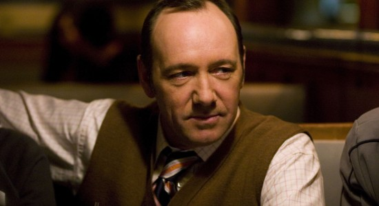 Suspenden temporalmente la serie House of Cards que protagoniza Kevin Spacey