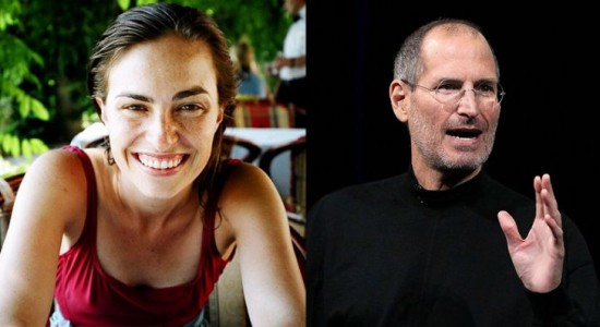 dotusnews-Lisa Brennan y Steve Jobs