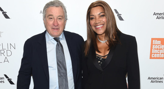Dotusnews - Robert de Niro y Grace Hightower