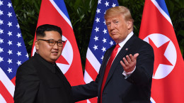 Dotusnews - Donald Trump y Kim Jong-un