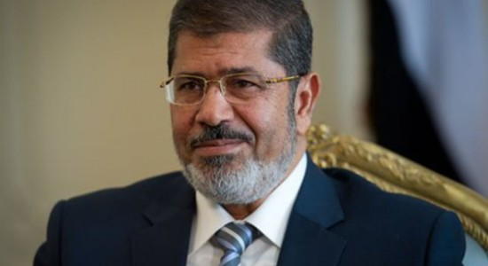 Dotusnews - Mohamed Mursi